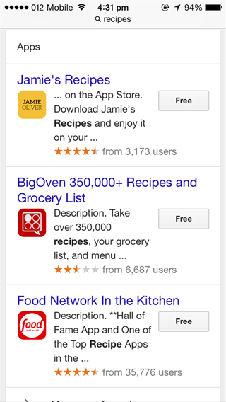 mobile organic app box