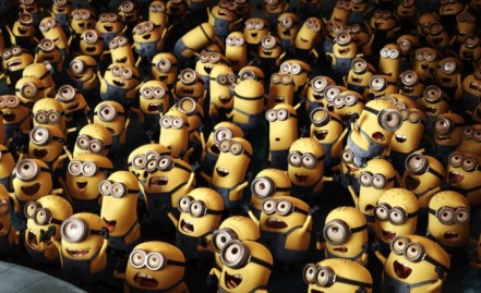 Audience Targeting- minions